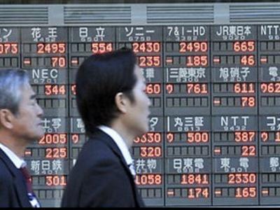 Chứng khoán châu Á giảm do bất động sản Trung Quốc suy yếu