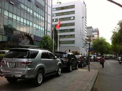 TP.Hồ Chí Minh: Sắp có lối ra cho các dự án đầu tư bãi giữ xe?