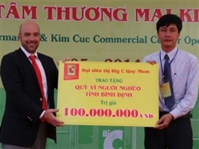 Big C có siêu thị thứ 28 ở Việt Nam