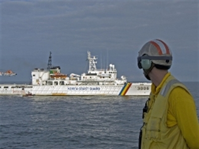 Tuần duyên Hàn Quốc bị giải tán sau vụ chìm phà