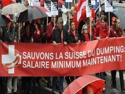 Người dân Thụy Sĩ 'chê' lương tối thiểu 25 USD/giờ