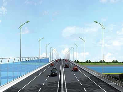 Chuẩn bị xây cầu Việt Trì mới