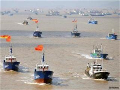 Trung Quốc lại ngang ngược áp lệnh cấm đánh bắt cá trên biển Đông
