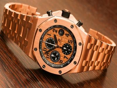 Thời đi thuê đồng hồ Rolex