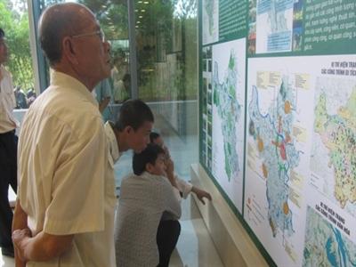 Hà Nội: Không quy hoạch thêm đất công nghiệp trong thị trấn Phùng