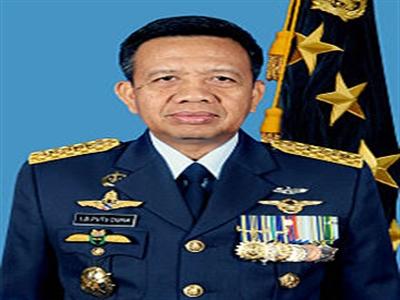 Tham mưu trưởng không quân Indonesia thăm Việt Nam