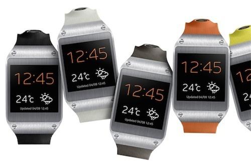 Samsung chiếm 71% thị phần đồng hồ thông minh