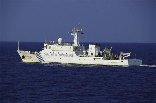 Tàu quân sự và tàu cá Trung Quốc bị cấm lai vãng gần Đài Loan