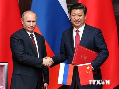 Lãnh đạo Trung-Nga bày tỏ quan ngại sâu sắc về Ukraine