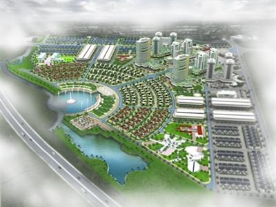 TP.HCM:Quy hoạchphân khu tỷ lệ 1/2000 Khu dân cư phía Tây xã Phước Lộc, huyện Nhà Bè