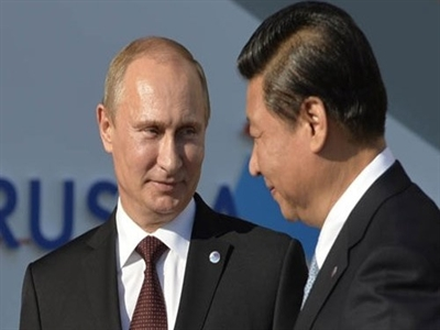 Putin muốn gì trong chuyến thăm Trung Quốc?