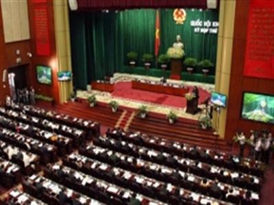 Khai mạc kỳ họp thứ 7 Quốc hội khóa XIII sẽ bàn về Biển Đông