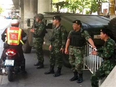 Quân đội Thái Lan kiểm soát hoàn toàn Bangkok