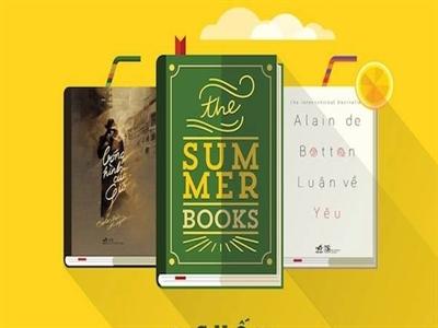 Ngày hội 'Những cuốn sách mùa hè'