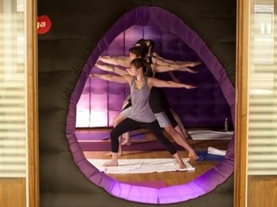Mốt tập yoga: Liệu pháp sống khỏe của dân công sở