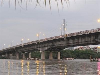 TP.HCM: Sắp có công viên hai bên đầu cầu Sài Gòn