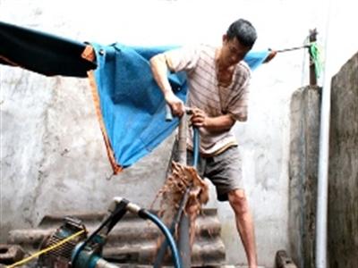 Hà Nội còn thiếu nước trong nhiều năm