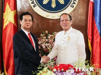 Phát biểu của Thủ tướng tại họp báo với Tổng thống Philippines