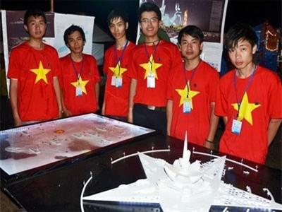 Quy hoạch quần đảo Trường Sa thành ngôi sao 5 cánh giữa Biển Đông