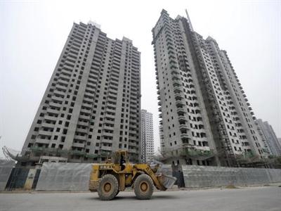 Moody's hạ triển vọng doanh nghiệp bất động sản Trung Quốc