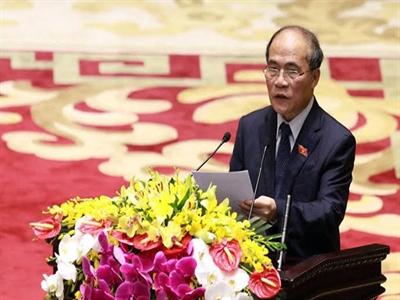Quốc hội ra thông cáo về tình hình Biển Đông