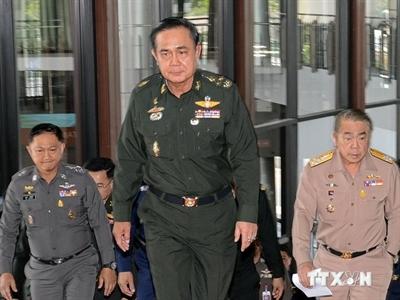 Tư lệnh Lục quân Thái Lan sẽ lãnh đạo chính quyền quân sự