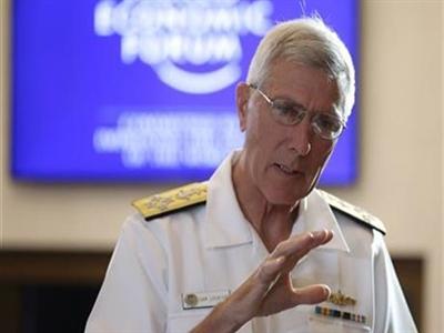 Đô đốc Mỹ kêu gọi Trung Quốc kiềm chế