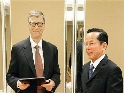Tỉ phú Bill Gates khởi động dự án vì sức khỏe Việt Nam