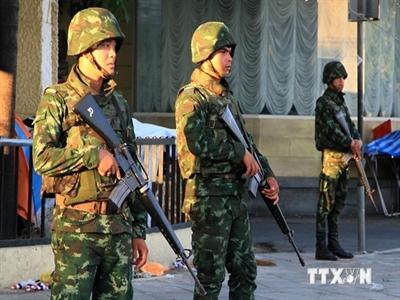 Mỹ ngừng viện trợ quân sự cho Thái Lan do đảo chính