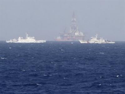 Trung Quốc cảnh cáo Nhật can dự vào biển Đông