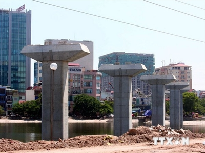 Chi thêm 400 tỷ đồng đền bù dự án đường sắt trên cao