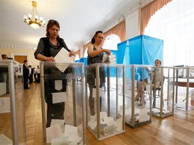 Ukraine bầu cử tổng thống