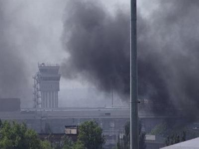 Ukraine: Giao tranh dữ dội tại sân bay quốc tế Donetsk