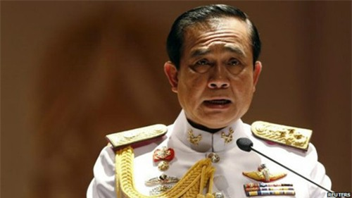 Được Quốc vương phê chuẩn, Tướng Prayuth chính thức lãnh đạo Thái Lan