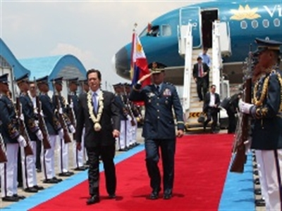 Việt Nam thông báo với thế giới mối đe dọa thật sự trên biển Đông