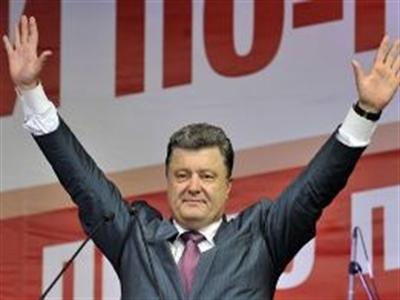 Tỷ phú thân phương Tây thắng cử tổng thống Ukraine