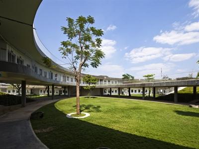 Trường mầm non xanh mướt của KTS Võ Trọng Nghĩa ở Đồng Nai