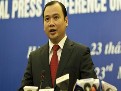Việt Nam triệu đại diện Trung Quốc, phản đối vụ đâm chìm tàu cá