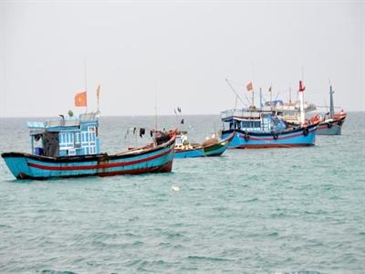 Ngư dân đầu tư tiền tỷ đóng tàu bám biển Hoàng Sa