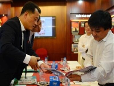 Đoàn đại biểu cấp cao Triều Tiên thăm báo Tuổi Trẻ