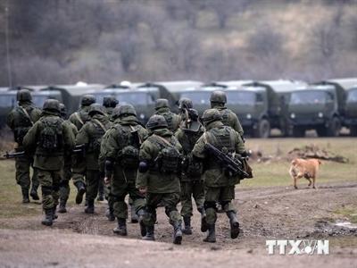 Chính phủ Ukraine cáo buộc Nga gửi