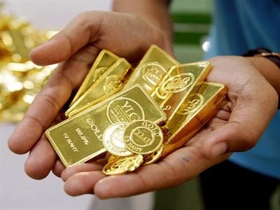Nhập khẩu vàng của Trung Quốc giảm do nhu cầu đầu tư thấp hơn