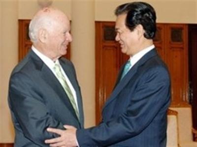 Thượng nghị sỹ Mỹ: Sẽ đưa vụ giàn khoan Hải Dương 981 ra diễn đàn Shangri-La