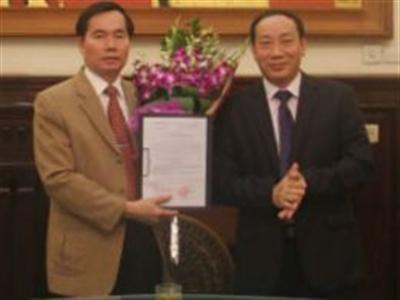 Chính thức bổ nhiệm Tổng cục trưởng Tổng cục Đường bộ