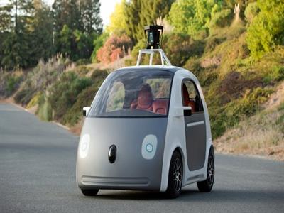 Google sắp sản xuất xe tự lái