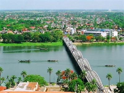 Xây dựng Huế thành đô thị sinh thái đặc trưng của cả nước