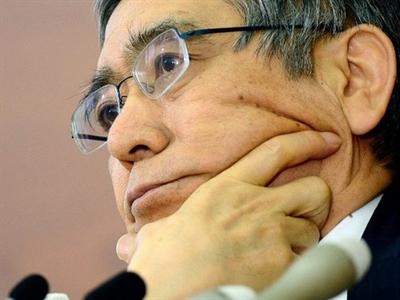 Ngân hàng Trung ương Nhật tính chuyện rút giảm dần chính sách kích thích kinh tế
