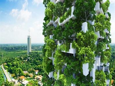 """""""Công trình xanh"""" là một khái niệm xa lạ với nhà đầu tư Việt Nam"""