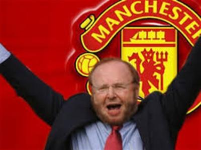 Ông chủ của Man Utd qua đời