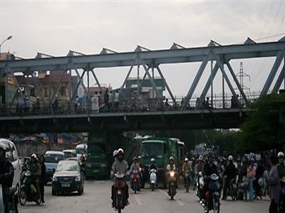 Hà Nội: Nâng cấp đường từ cầu Long Biên - Bác Cổ - cầu Vĩnh Tuy